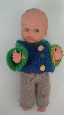 Palitoy Vintage Doll made in England EUC