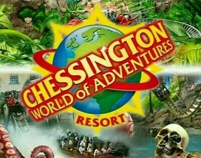 2× CHESSINGTON TICKETS FRIDAY 27TH MARCH 2020 £10 each!