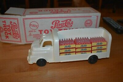 Marx Toys Re-issue Pepsi Toy Truck