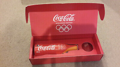 Cocacola Bottle  2012 London Olympic In Box