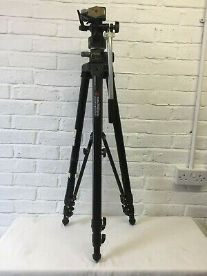 Manfrotto Professional 075B Tripod with 136 Fluid Video Head ART 075