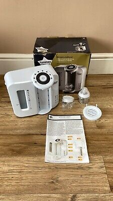 Tommee Tippee Closer to Nature Perfect Prep Machine - White RRP: £99.99