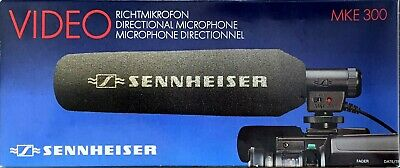 Sennheiser MKE 300 Video Directional Microphone | Free delivery