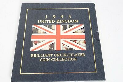 UK Royal Mint 1995 coin year set