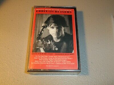 Eddie and the Cruisers Original Soundtrack Cassette BRAND NEW