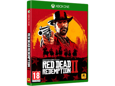 JUEGO Xbox One Red Dead Redemption 2