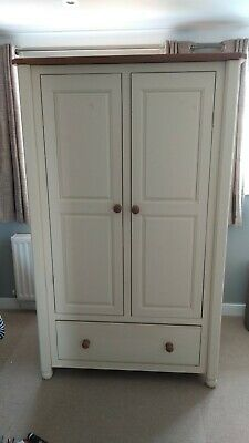 Wooden double Wardrobe.