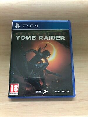 Shadow of The Tomb Raider (Playstation 4, 2018) *Top Zustand*
