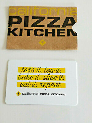 California Pizza Kitchen $50 Gift Card