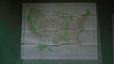 US Department Interior Topo Index map 7.5 &15 1964 Alaska Peuto Rica Nice gift