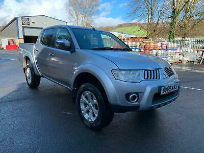 2010 Mitsubishi L200 Warrior 2.5 D-Id Auto Long Bed Double Cab 4X4 Pick-Up,