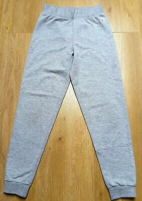 PINEAPPLE Girls Grey Jogging Bottoms age 7-8 years