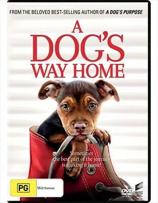 A Dog's Way Home : NEW DVD