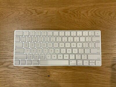 Apple Magic Keyboard 2 - Rechargeable - Bluetooth - Silver