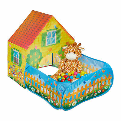 Play Tent Ball Pit, Ball Pool, Pop-up Playhouse, Children's Play House For Balls