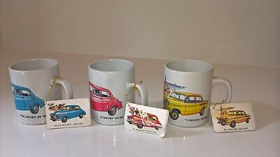 Holden Collectible Coffee Mugs