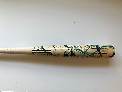 Kyle Seager 2018 Players Weekend Custom Warstic Game Issued Bat Signed Used Rare