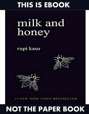 Milk and Honey (E-BððK) by Rupi Kaur (ΚINĐLE,PƊF,EPUß)
