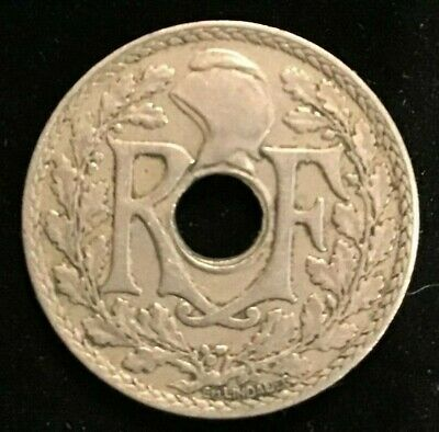 Coin / France / 25 Centimes 1927