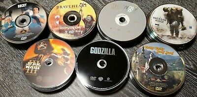 Huge DVD lot of over 150 Movies! *Discs Only* Disney Frozen, the Avengers & more