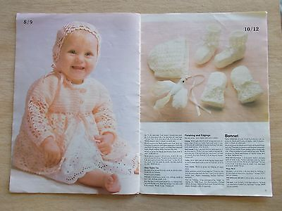 Holiday BABY 4 Ply~14 Knit & Crochet Patterns