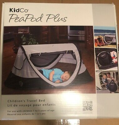 NEW KidCo® PeaPod Plus Infant Travel Bed