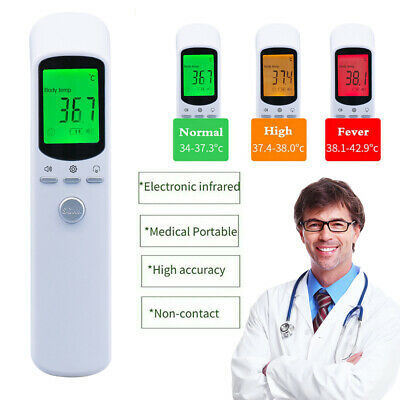 Medical Digital Forehead Infrared Thermometer Non-contact Human Body Thermometer
