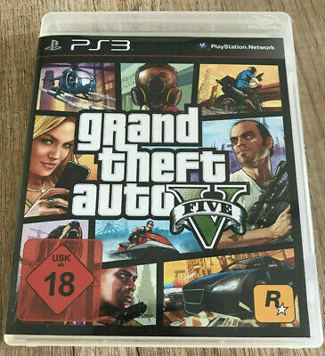 Grand Theft Auto V - TOP - GTA 5 - PS3 (Sony PlayStation 3)