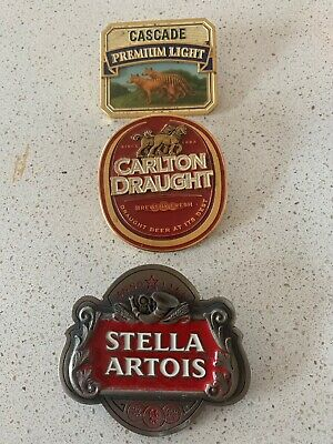 beer tap badges