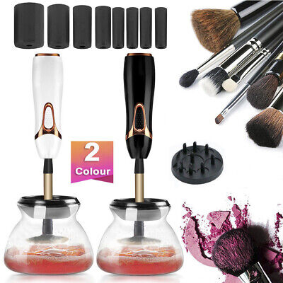 2020 Electric Beauty Cosmetic Brush Makeup Brushes Cleaner Remover Washing Tools
