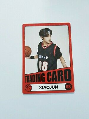 K-POP WayV 2020 Season's Greetings Official Limited XIAOJUN Photocard