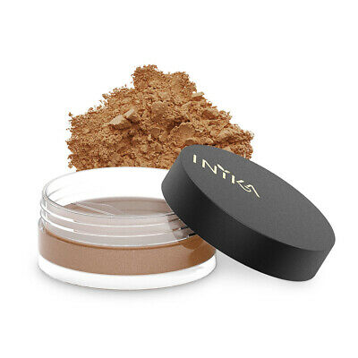 Inika Organic Mineral Bronzer Sunkissed RRP £23 Brand New, Boxed & Unopened