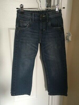 2 Pairs Of Boys Jeans By Next, Age 5 Years.
