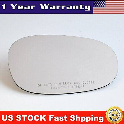 808L Replacement Mirror Glass for BMW 128 135 323 328 335 M3 Driver Side Left LH