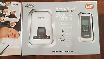Tommee Tippee DECT Digital Monitor with Movement sensor pad
