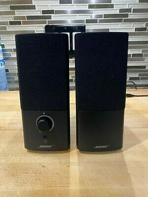 Bose Companion 2 Series III Computer Speakers - Open Box