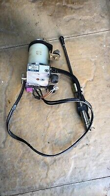 Bmw Z3 Soft Top Pump BMW Z3 Genuine Roof Hydraulic Pump BMW 840722402 E 3531.L