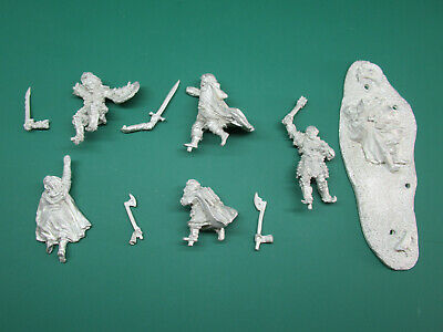 Games Workshop Citadel Lord of the Rings Lotr Diorama The Death of Gothmog Metal