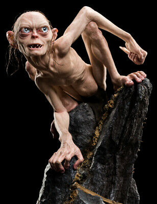 Weta Lord of the Rings MASTERS COLLECTION Statue GOLLUM Figure Brand New Sealed
