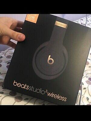 Beats by Dr. Dre Studio3 Headband Wireless Headphones