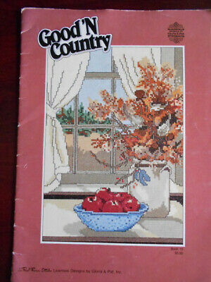 Good'n Country Cross Stitch Patterns