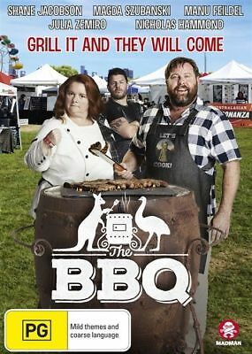 The BBQ (DVD, 2018) NEW