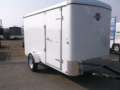 New Usa Trailer 12Ft X 6 Ft Storage Enclosed Food Camper Conversion Motorcycle