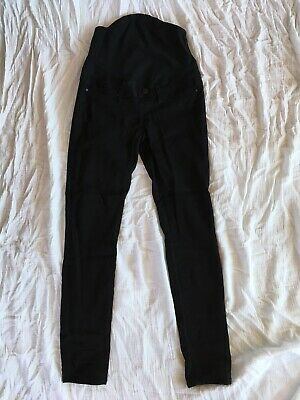 Jeanswest Black skinny Maternity Jeans Size 6 -  ONLY WORN ONCE