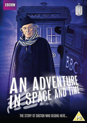 Doctor Who: An Adventure in Space and Time [DVD] BBC story of Dr Who begins NEW!