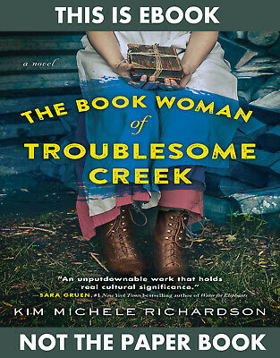 The Book Woman of Troublesome Creek (E-BððK)(ΚINĐLE,PƊF,EPUß)