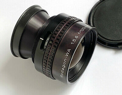 Rodenstock 120mm f5.6 Rodagon-WA (Wide Angle) 4x5 Enlarging Lens