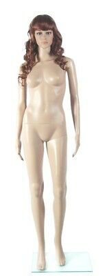 Female Full Body Mannequin Anne Fleshtone New Style Free Shipping