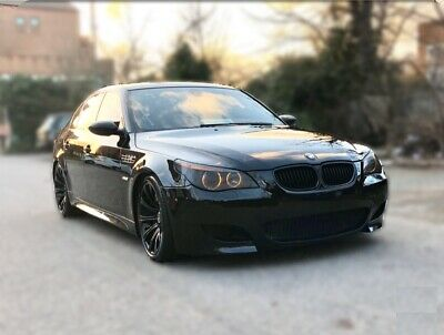 Bmw M5 E60 Hamann Black Series Left Hand Drive! Hpi Clear Dealer History 5.0 V10