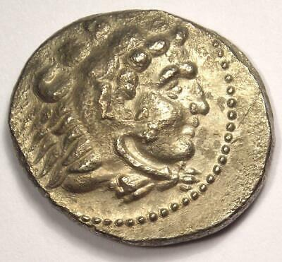 Alexander the Great III AR Tetradrachm Coin - 336-323 BC - Choice VF Condition